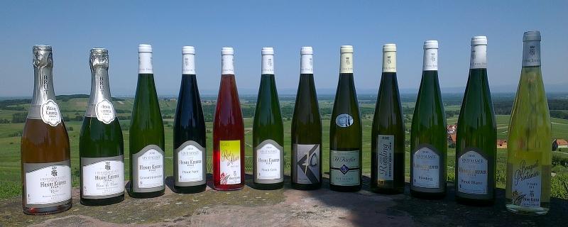 Vins d'Alsace - Crémant d'Alsace